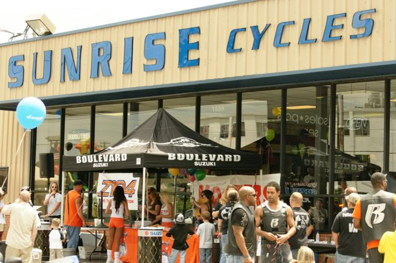 Sunsrice Cycles Store
